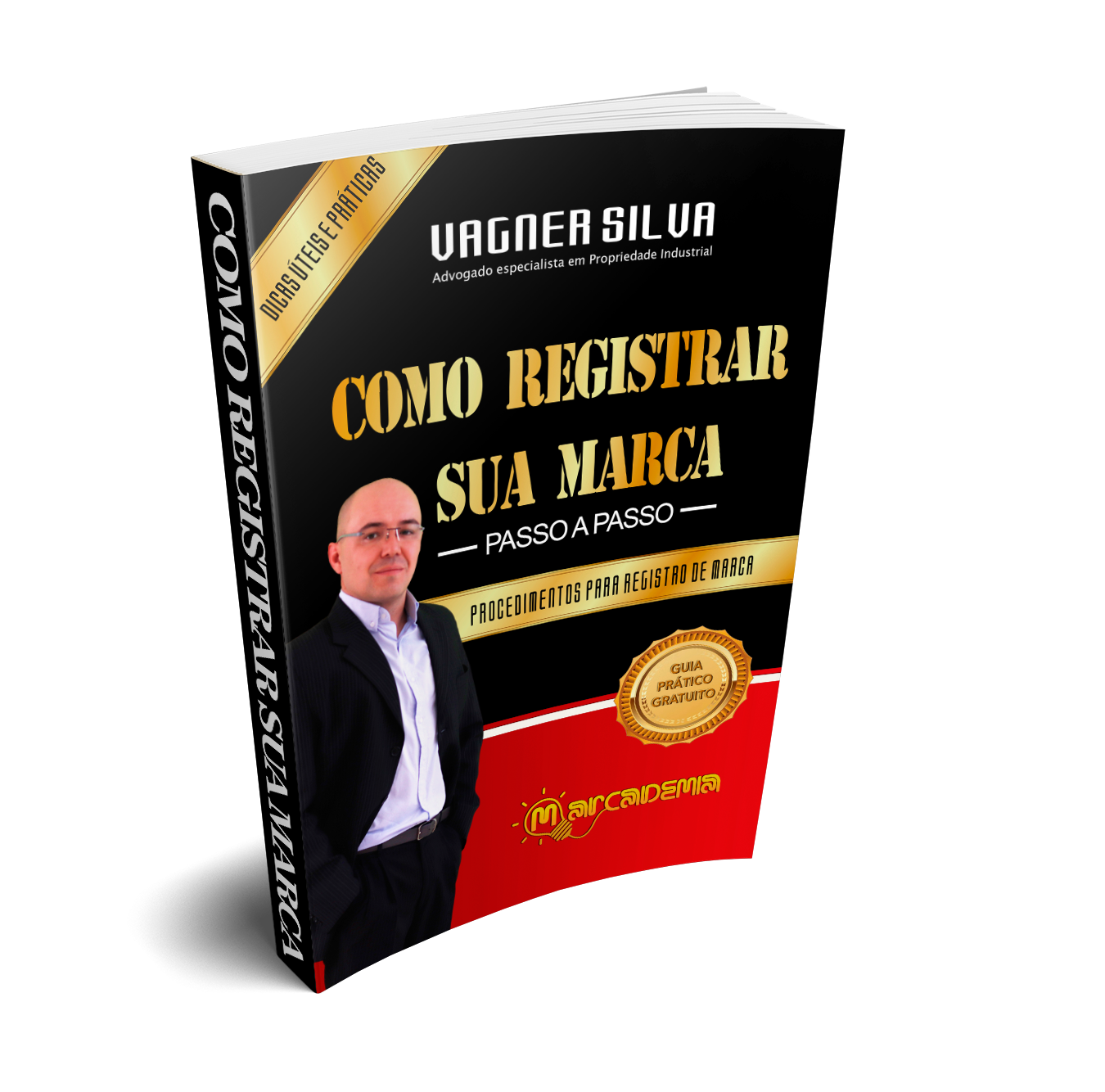 Como Registrar Uma Marca e-Book
